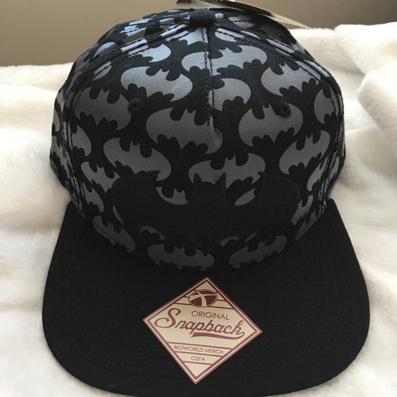 637afe903fc 🎉Batman SnapBack Hat